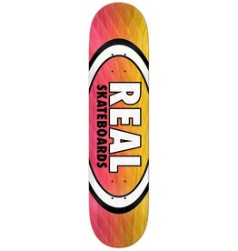REAL REAL PARALLEL FADE OVAL 8.5