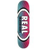 REAL REAL PARALLEL FADE OVAL 8.25