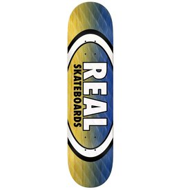 REAL REAL PARALLEL FADE OVAL 8.06