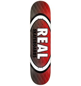 REAL REAL PARALLEL FADE OVAL 7.75