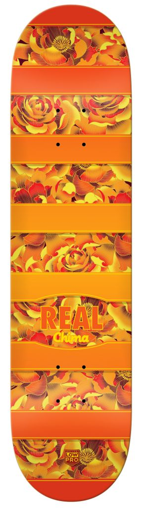 REAL REAL CHIMA FLOWERY 8.25