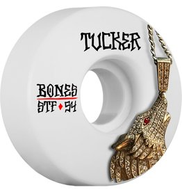BONES BONES WHEELS STF PRO TUCKER WOLF CHAIN 54MM V1