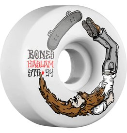 BONES BONES WHEELS STF PRO HASLAM SCORPION 54MM V3