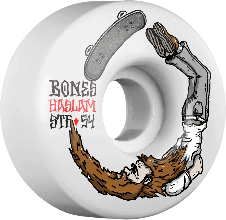 BONES BONES WHEELS STF PRO HASLAM SCORPION 54MM V3