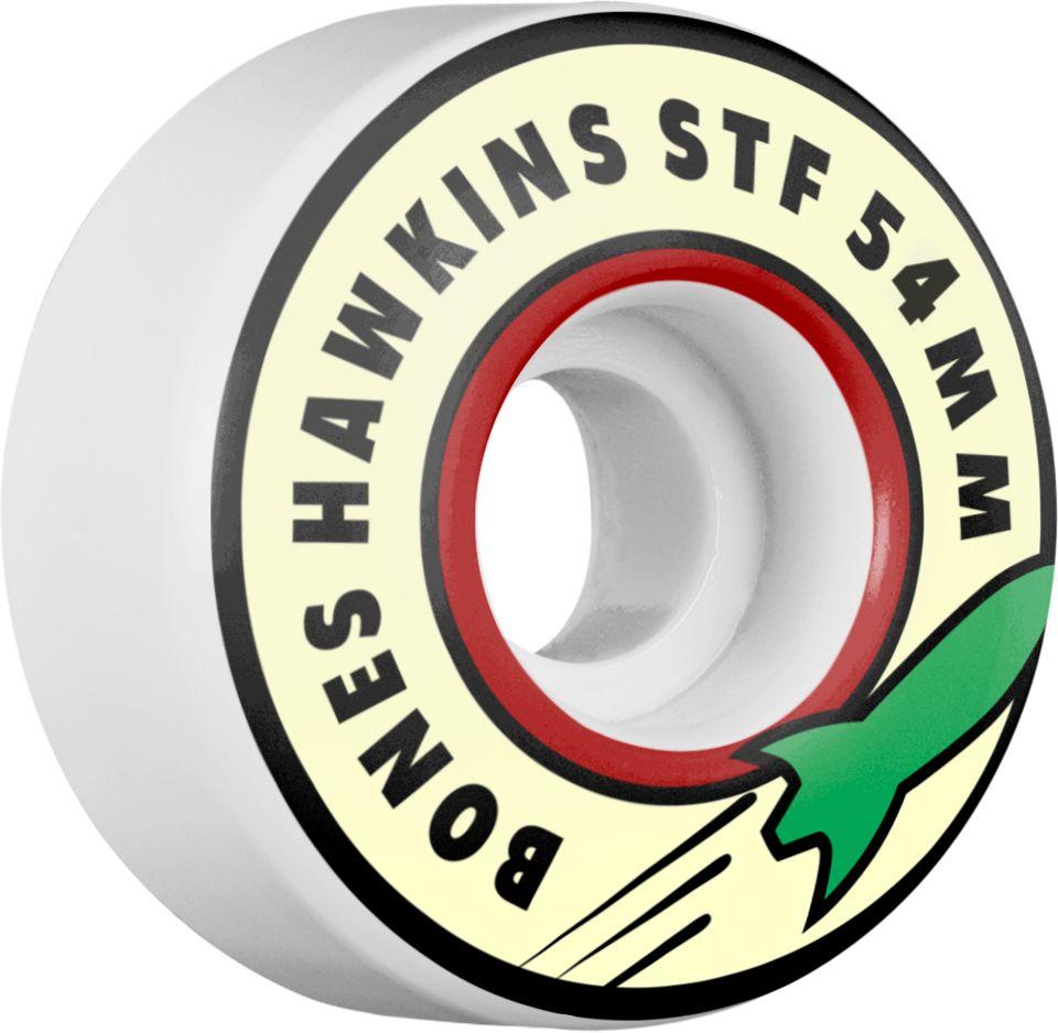 BONES BONES WHEELS STF PRO HAWKINS ROCKET 54MM V1