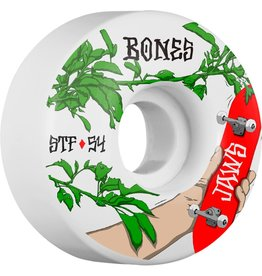 BONES BONES WHEELS STF PRO HOMOKI FORBIDDEN 54MM V1
