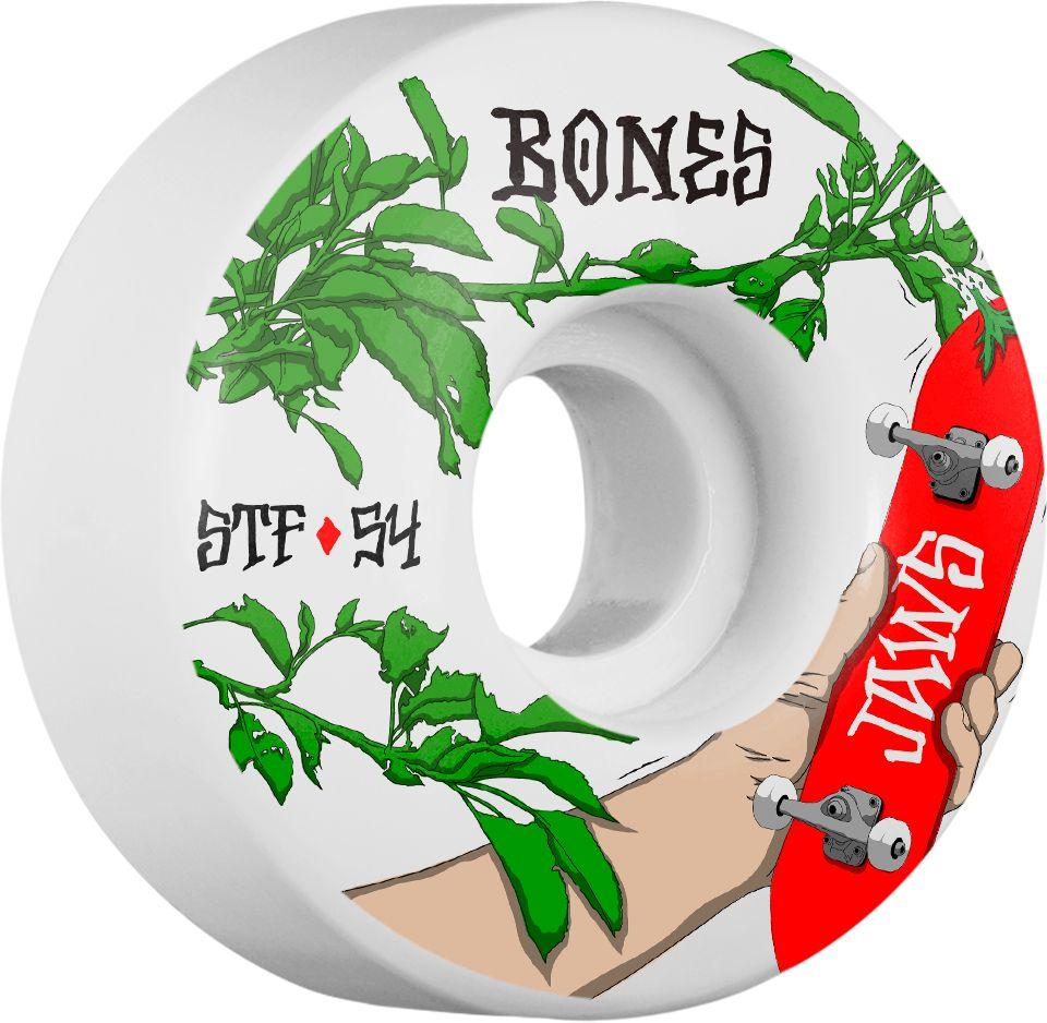 BONES BONES WHEELS STF PRO HOMOKI FORBIDDEN 54MM V1