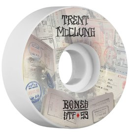 BONES BONES WHEELS STF PRO MCCLUNG PASSPORT 53MM V1