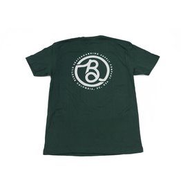 BLUETILE BLUETILE SUPPLY CO T-SHIRT FORREST / WHITE