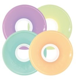 OJ WHEELS OJ III WHEELS MINI HOT JUICE PASTEL MIX 78a 55mm