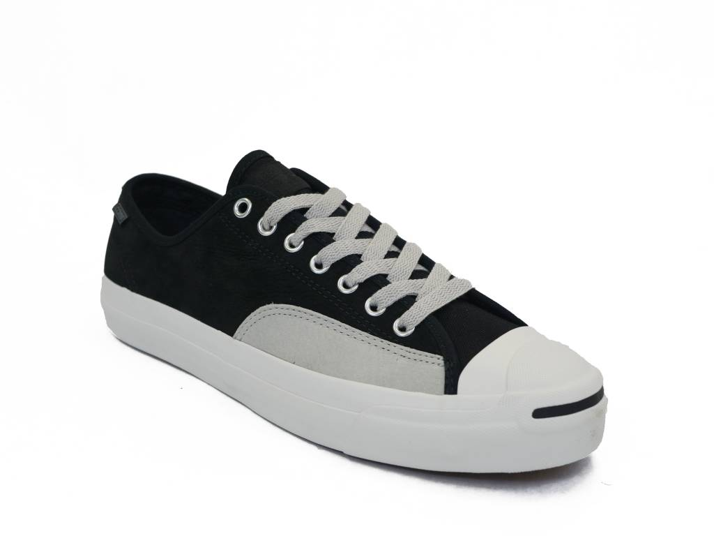CONVERSE CONVERSE JACK PURCELL PRO OX BLACK / PALE GREY