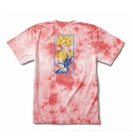 "PRIMITIVE PRIMITIVE X DRAGONBALL Z DIRTY ""P"" TEE CORAL WASH"