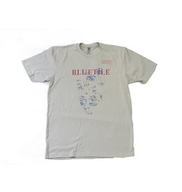BLUETILE BLUETILE EYES T-SHIRT LIGHT GREY