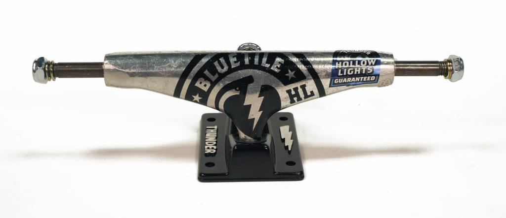 THUNDER THUNDER X BLUETILE TRUCKS HOLLOW LIGHTS 148 (SET OF TWO)