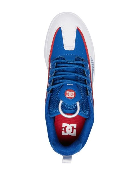 DC DC SHOES LEGACY 98 SLIM BLUE / RED / WHITE