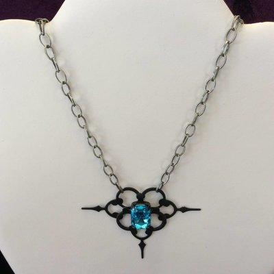 Ocean's Kiss Necklace