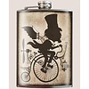 Trixie and Milo Inventor Flask, 8 oz