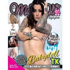 Cat's Meow Mag, Issue 25, March 2015 Bonus