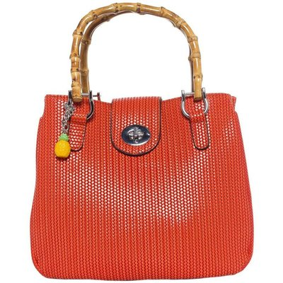 Sourpuss Tiki Purse Red