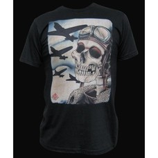 Black Market Art Pilot Mens Tee