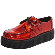 TUK Viva Creeper Red Irridescent