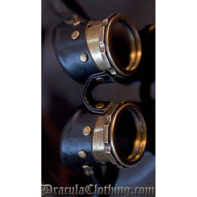 Dracula Clothing Steampunk Goggles