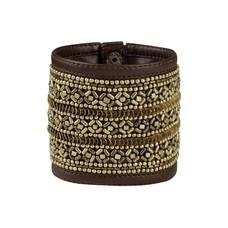 Vintage Goth Viva Hand Crafted Bracelet
