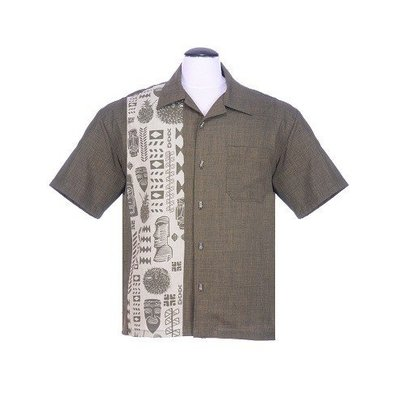 Steady Easter Island Single Panel Shirt
