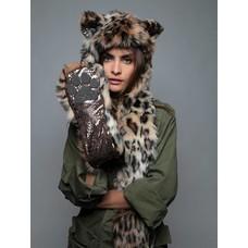 SpiritHoods Leopard Snakeskin SpiritHood