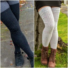 Sock Dreams Confetti M45s Thigh Highs