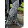 Sock Dreams Dreamer Diamond Wave OTK Socks