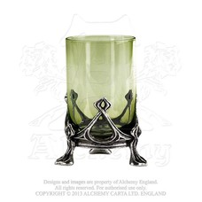 Alchemy England 1977 La Fee Verte Shot Glass