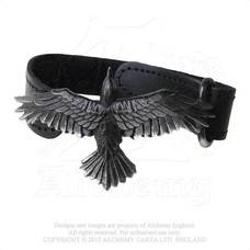 Alchemy England 1977 Black Consort Wrist Strap