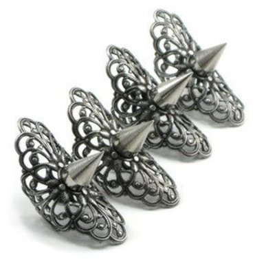 Ghostlove Finger Spikes (set of 4)