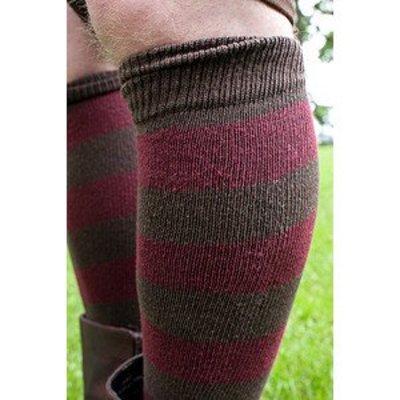 Sock Dreams Dream Stalker Stripes (Mens)