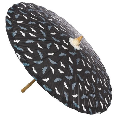 Sourpuss Bats Parasol