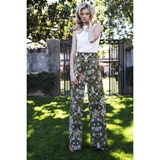 Yelete Palazzo Pants Antique Gold