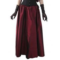 Timeless Trends Red Ballroom Skirt