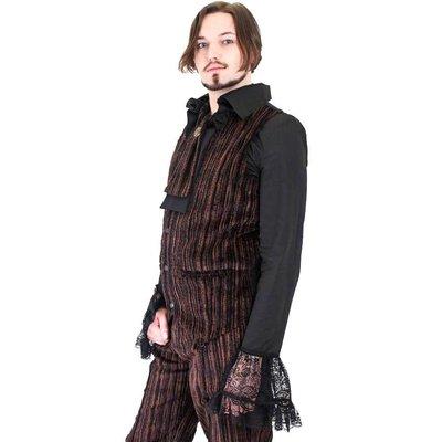 Imperial Stripe Corduroy Waistcoat