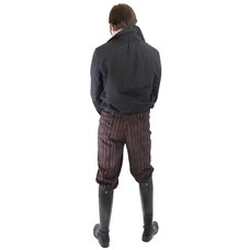 Imperial Stripe Corduroy Trouser