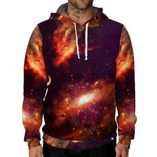 INTO THE AM Warm Galaxy Unisex Hoodie