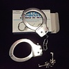 Kookie Chrome Handcuffs