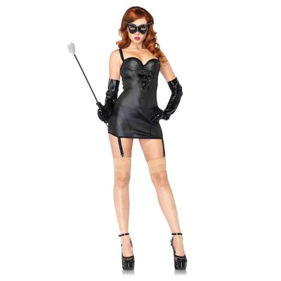 Leg Avenue Bad Girl Studded Mask