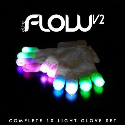EmazingLights eLite Flow V2 Glove Set