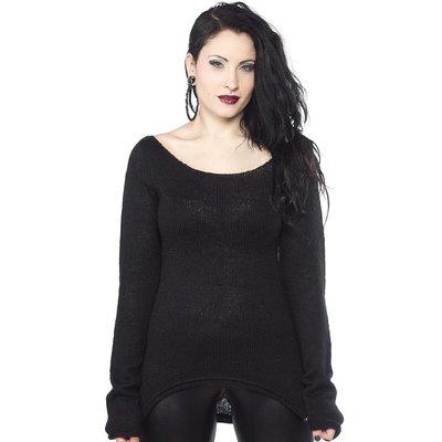 Sourpuss Black Mohair Sweater