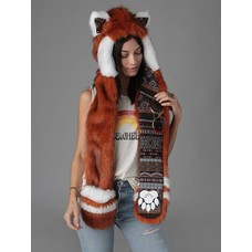 SpiritHoods Red Panda CE SpiritHood