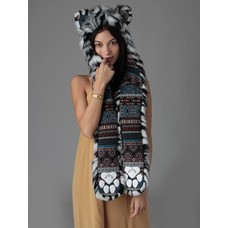SpiritHoods White Tiger Collector Edition SpiritHood