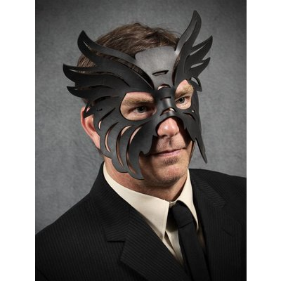 Tom Banwell Designs Bullman Leather Mask