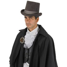 elope Coachman Hat Gray