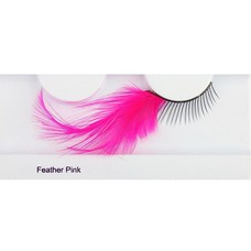 Feather Eyelashes